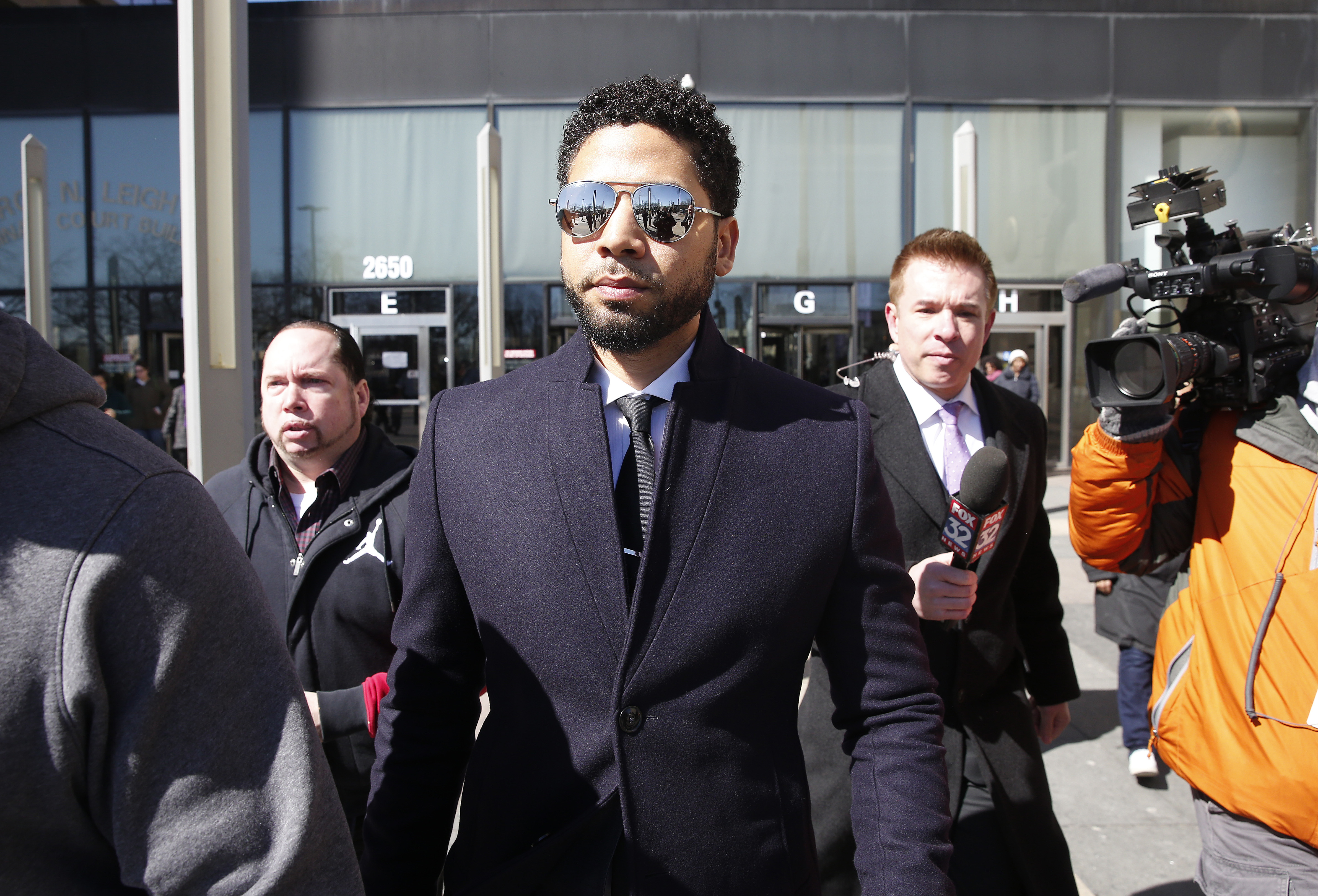 Jussie Smollett Files Counterclaim Against City Of Chicago For 'Malicious Prosecution'